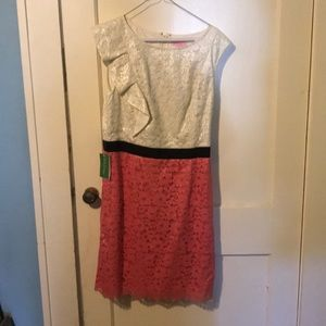 Lilly Pulitzer Delila Dress, Race for this Lace